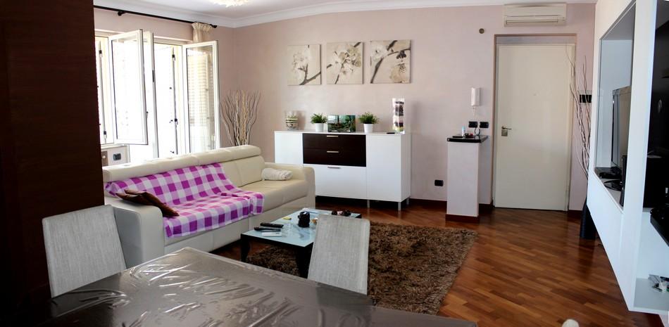 Elegante appartamento arredato a capo d orlando for Case arredate in affitto porticello