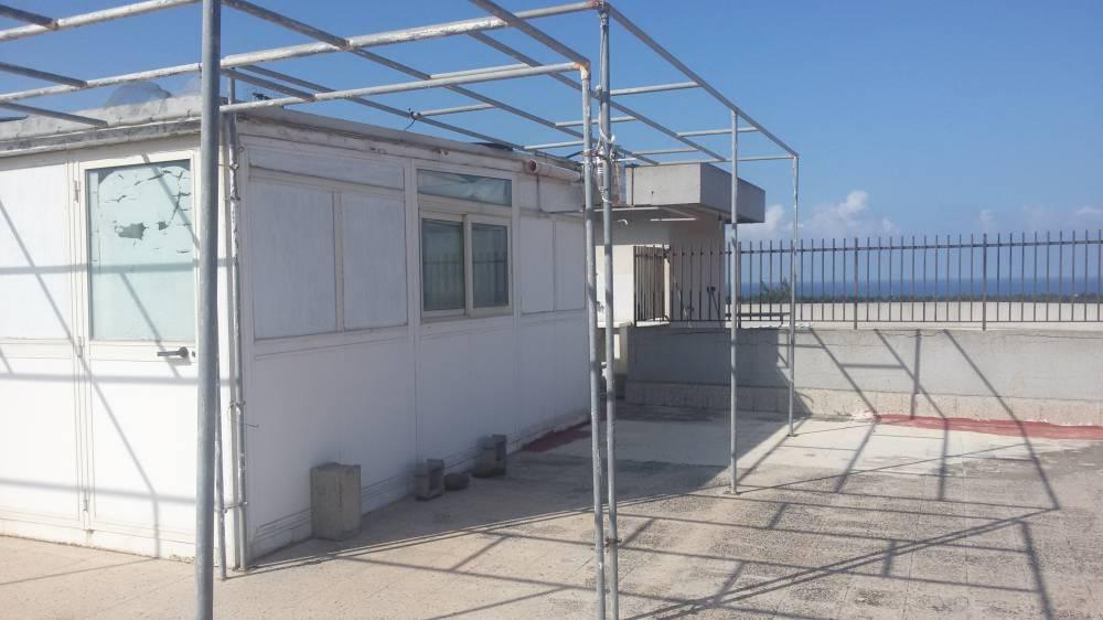 Struttura precaria al terzo piano - Casa n vendita a Capo d'Orlando CD15VF