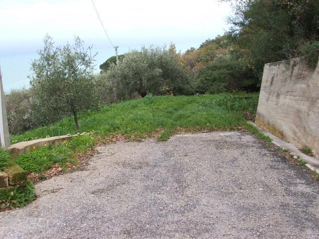 Foto 2 del Terreno in vendita con vista sul mare su San Gregorio Naso - Sicilia