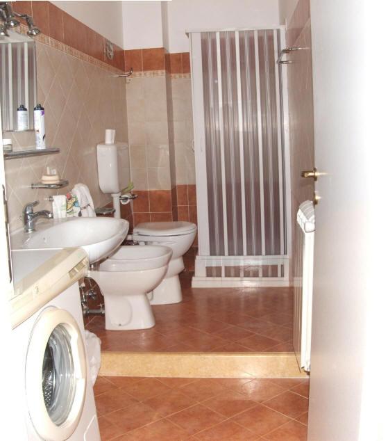 Bagno con doccia - casa vacanza in vendita a Capo d'Orlando CD04C