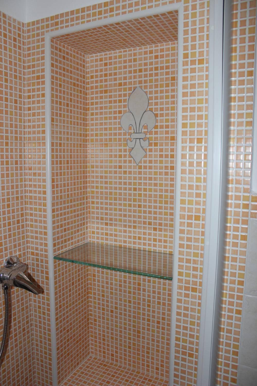 Zona doccia - casa per vacanze a Capo d'Orlando A35G