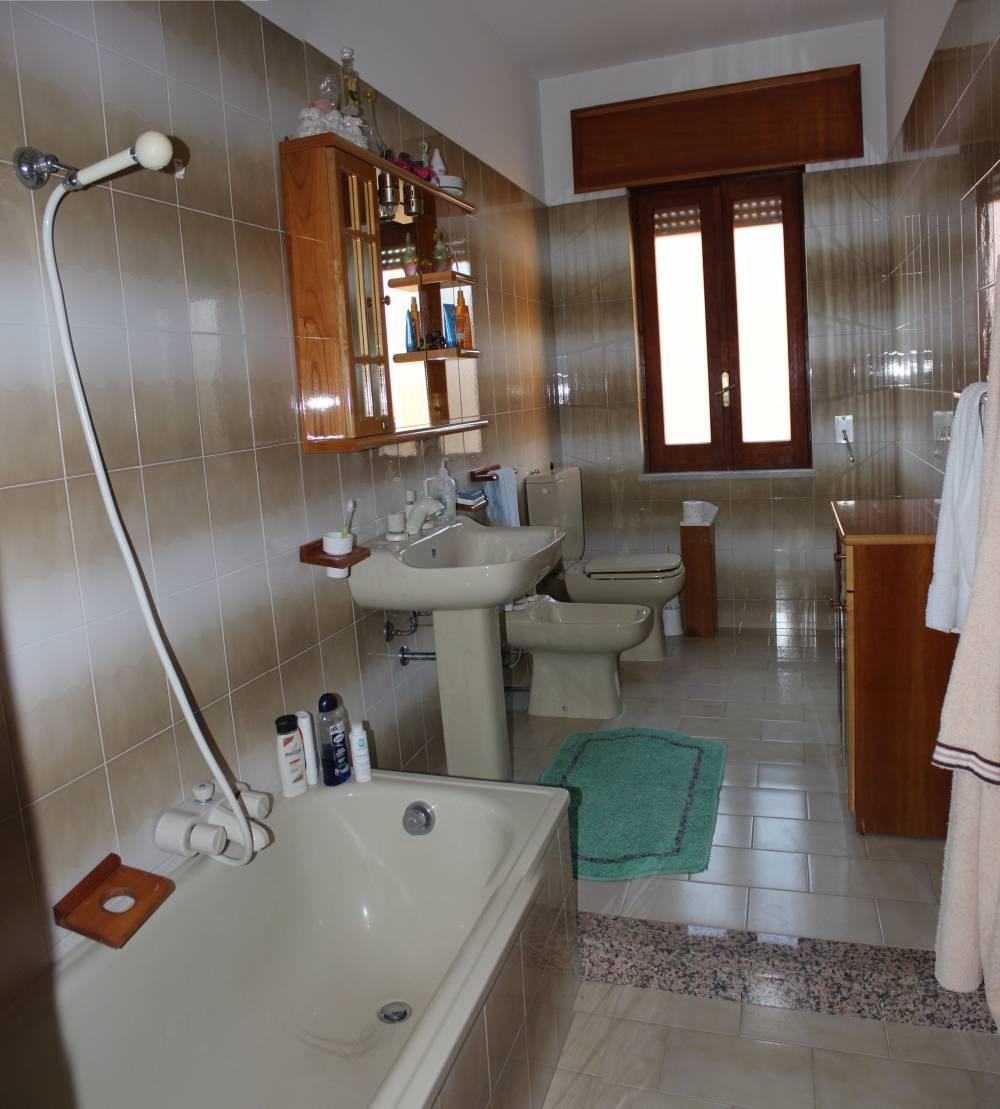 Bagno abitazione in vendita città di Rocca di Capri Leone - Sicilia