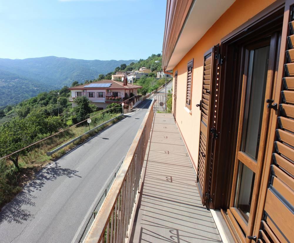 Altra foto del balcone
