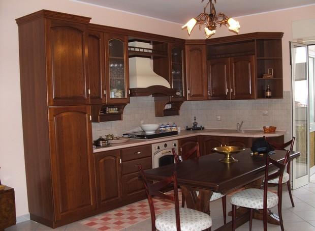 Nuovissima Cucina della casa di Brolo Cod. C39K