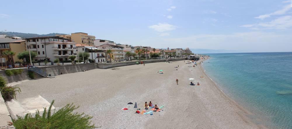 Spiaggia del Lungomare Andrea Doria