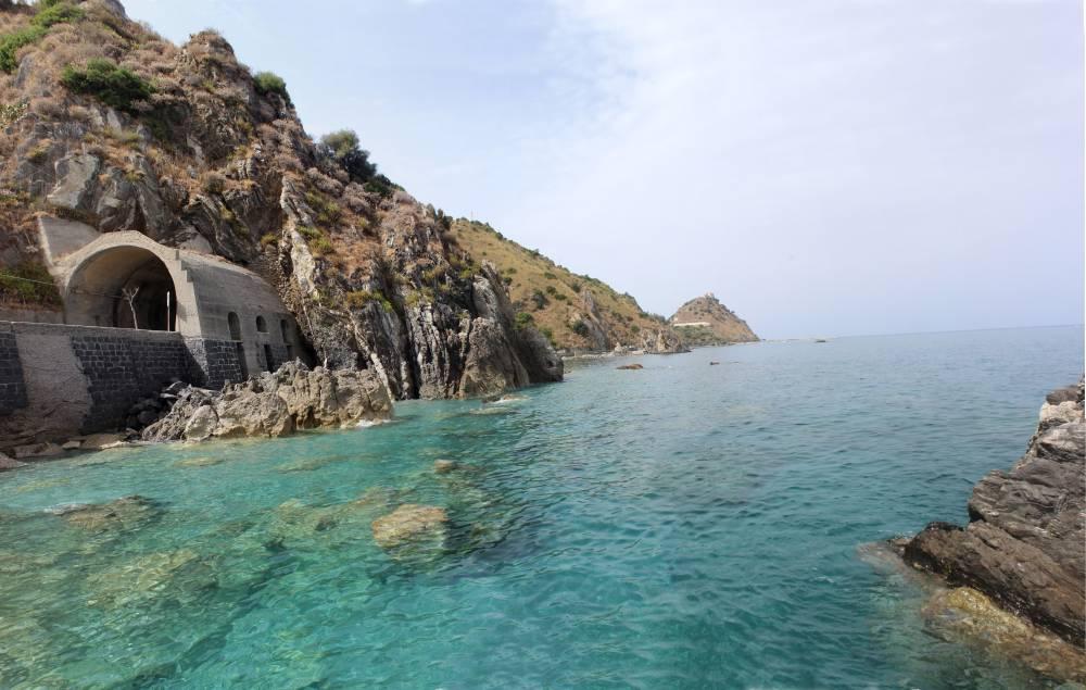 Il mare, il Monte e la galleria