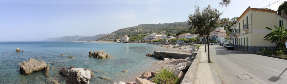 Foto 4 Spiaggia di San Gregorio - Casa Vacanza RC55 a Rocca di Capri Leone
