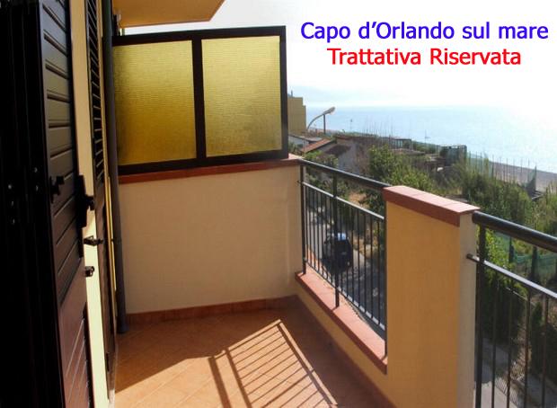 Appartamento a 30 metri dal mare a Capo d´Orlando