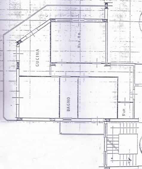 Planimetria casa vendita Rocca di Capri Leone