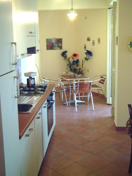 Foto 2 del Soggiorno cucina abitazione in vendita a Gliaca di Piraino