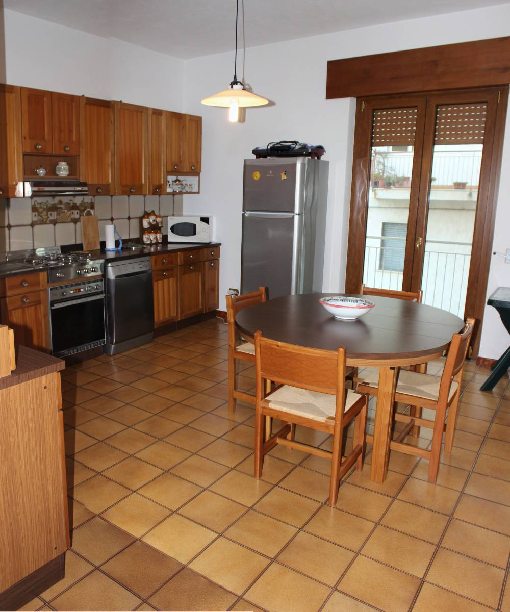 Foto n. 2 della cucina abitabile