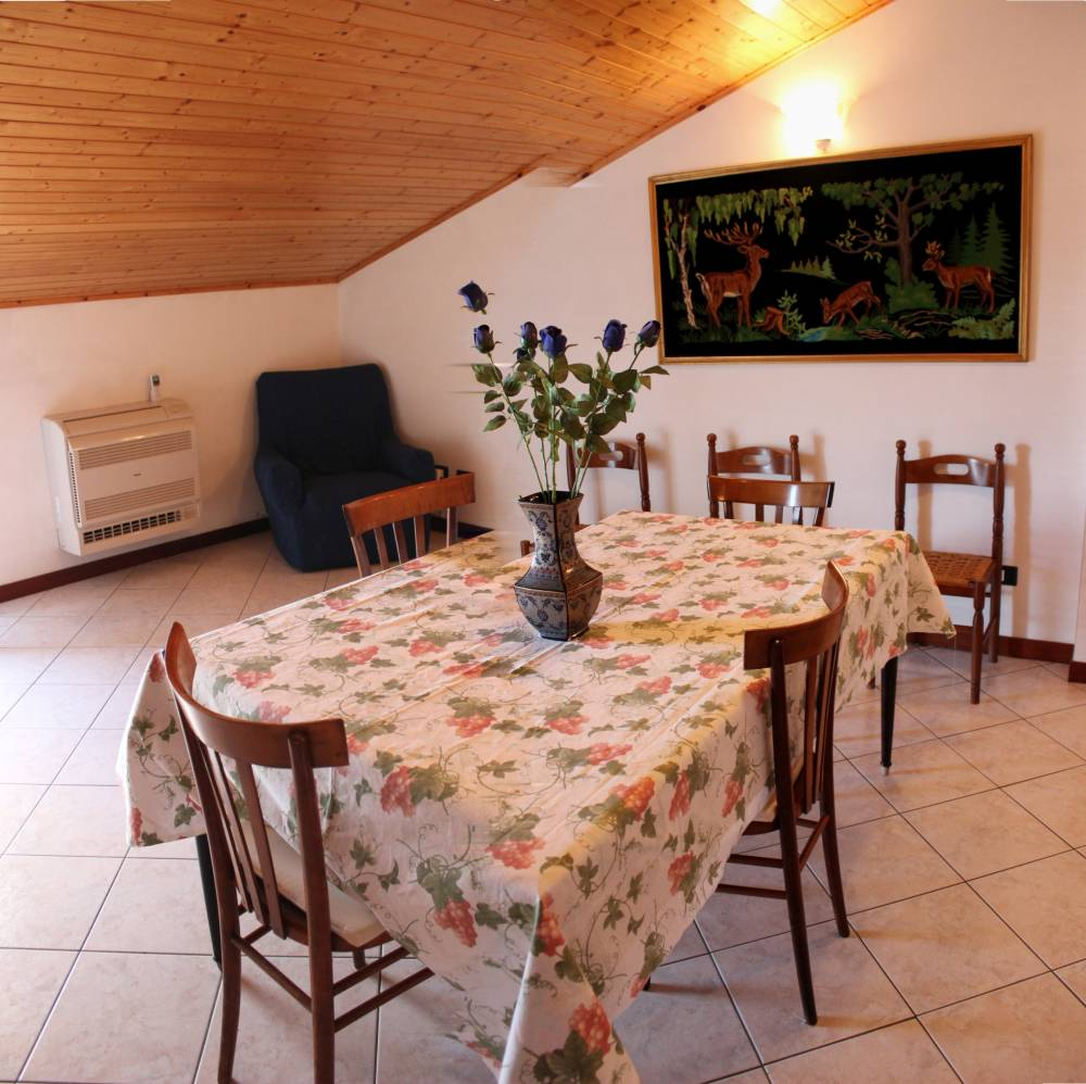 Foto n. 2 del soggiorno - cucina