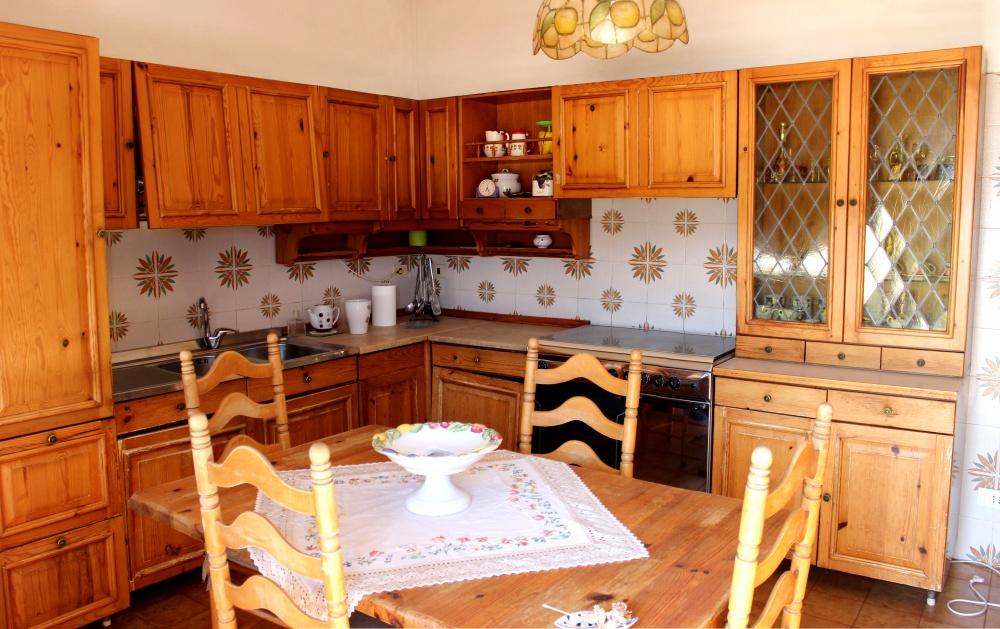 Cucina abitabile abitazione in vendita a Rocca di Capri Leone RC76VF