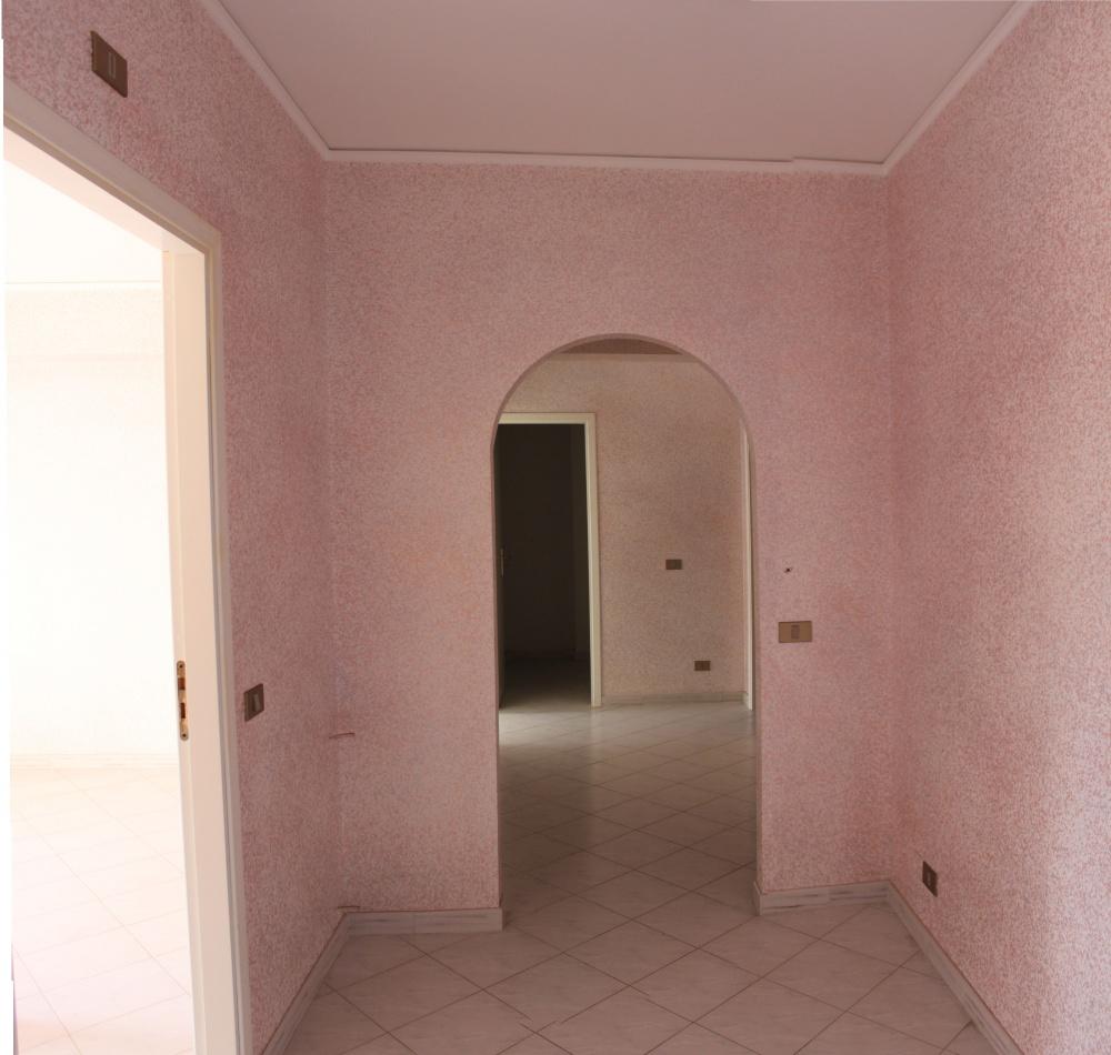 Disimpegno appartamento in vendita a Capo d'Orlando - Piscittina