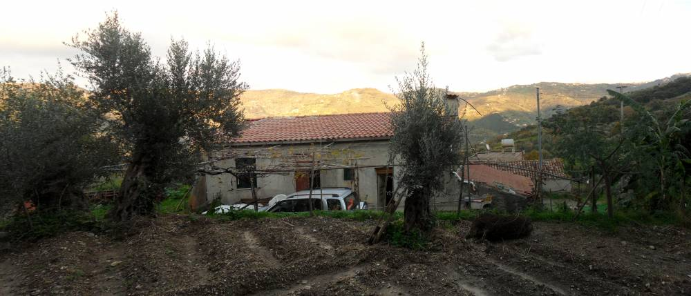 Foto 2 della Facciata esterna della casa