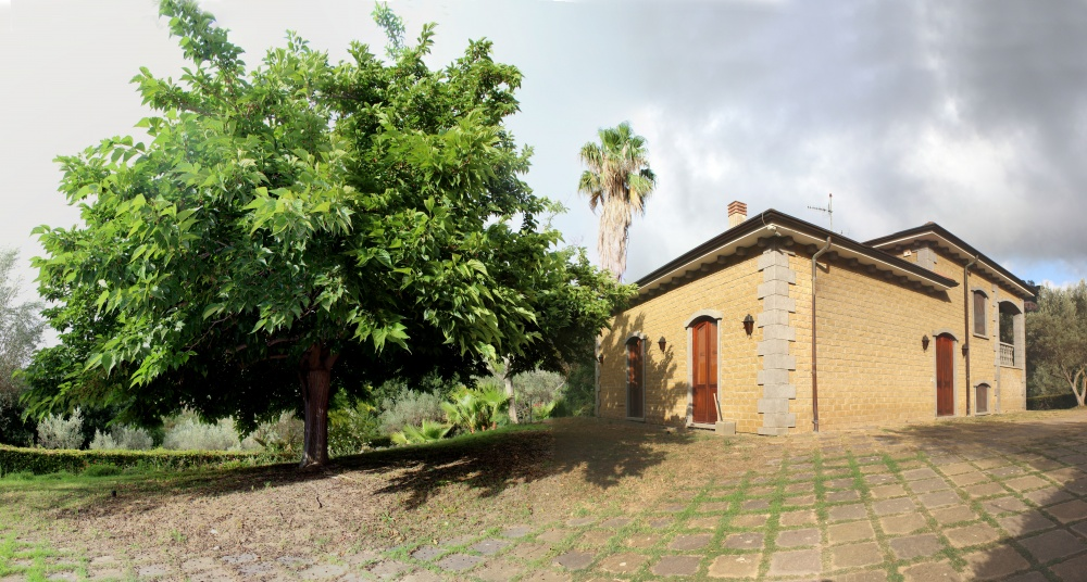 Esterno della Villa - Foto n. 3