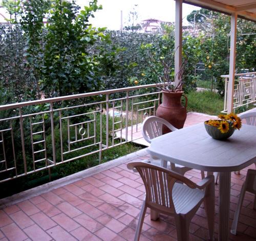 Foto n. 2 del terrazzo