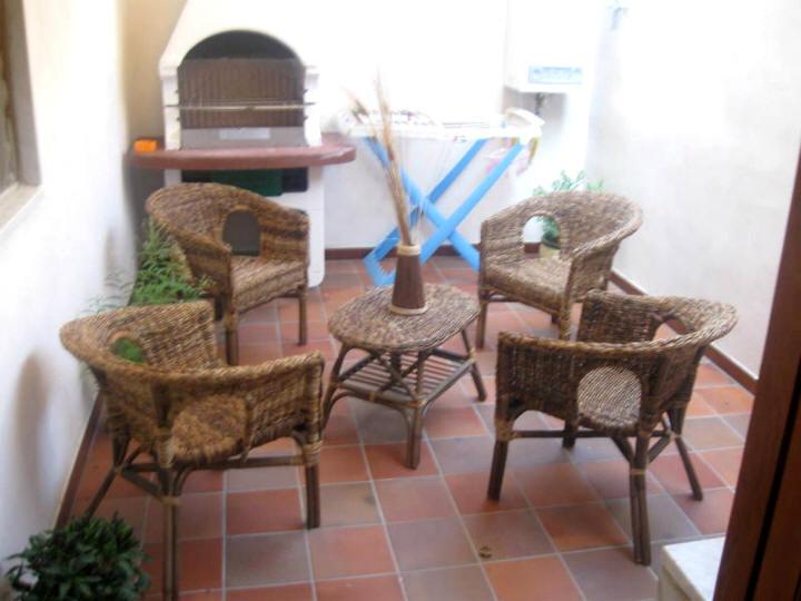 Cortile interno abitazione in vendita a Capo d'Orlando - Sicilia