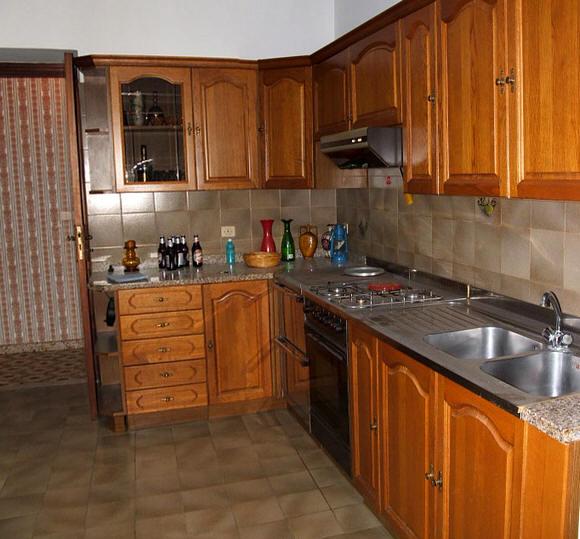 Cucina - casa in vendita a Capo d'Orlando Piscittina CD05VF