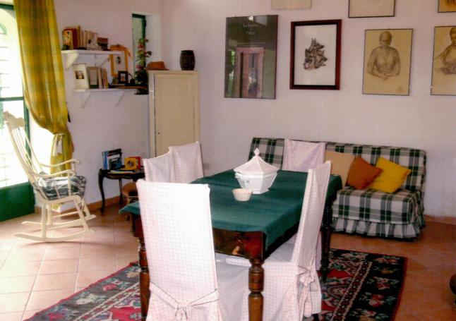 Foto n. 1 del soggiorno cucina