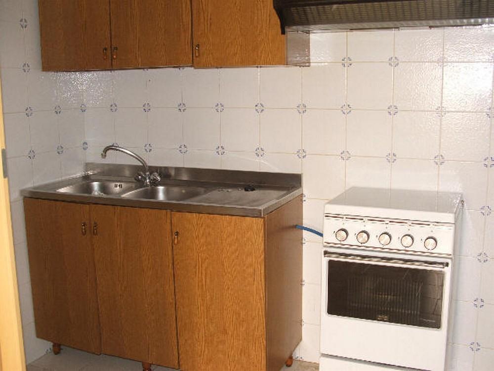 Angolo cottura in soggiorno