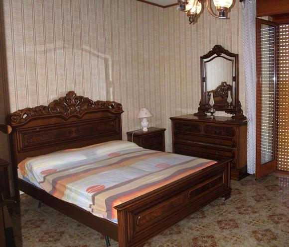 Camera da letto - casa in vendita a Capo d'Orlando - Piscittina CD05VF