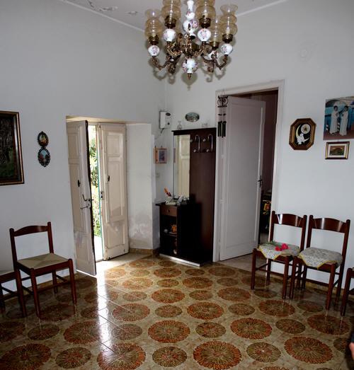 Ingresso soggiorno al primo piano