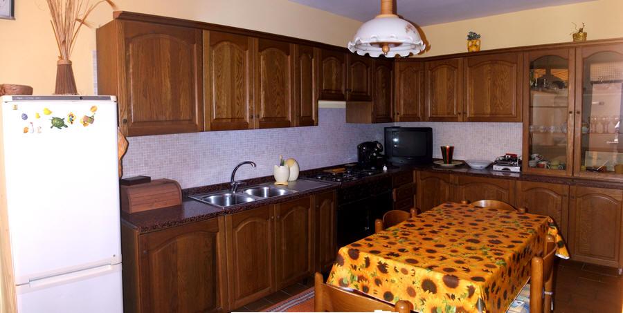 Cucina abitabile abitazione in vendita a Capo d'Orlando - Sicilia