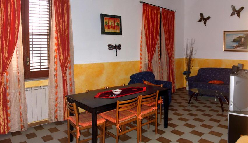 Soggiorno abitazione in vendita a Capo d'Orlando - Sicilia