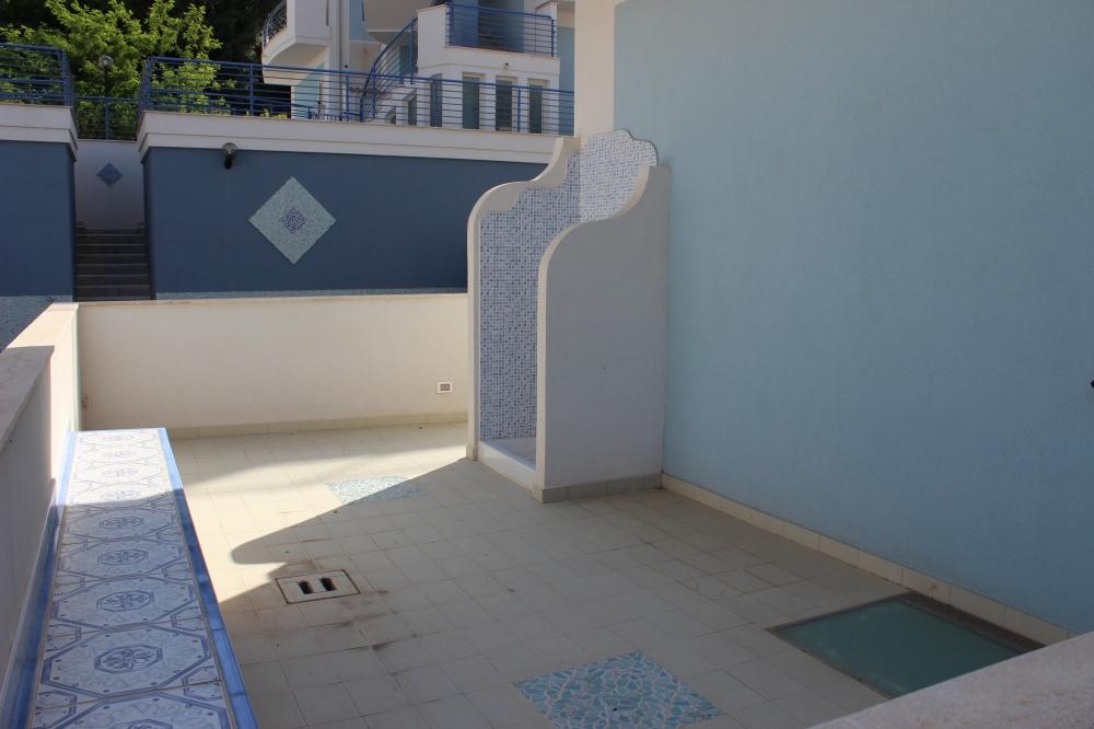 Terrazzo casa vacanza in vendita a Capo d'Orlando CD12VF
