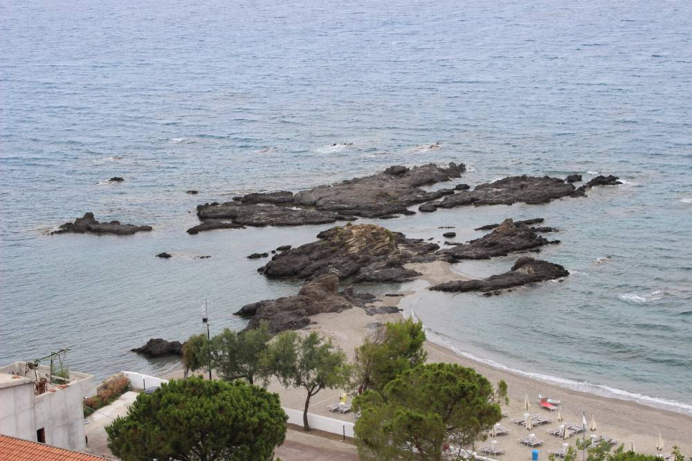 """Tratto della zona di """"Testa di Monaco"""""""