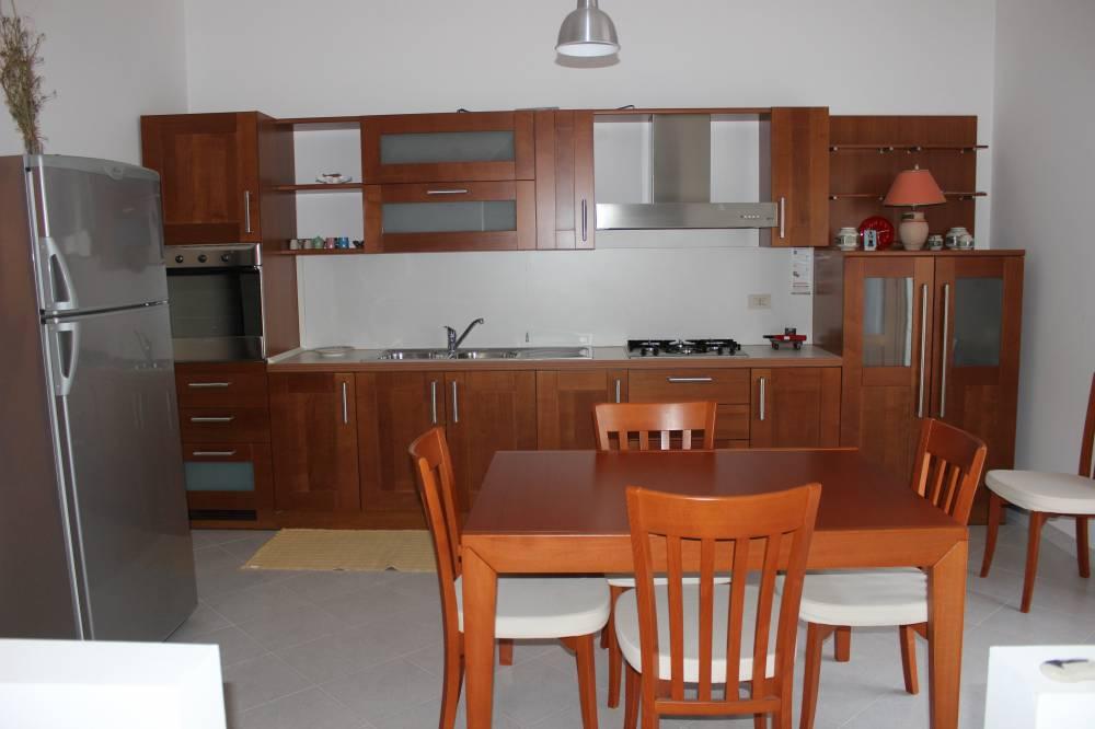 Appartamento ben rifinito situato nel centro di Rocca di Capri Leone