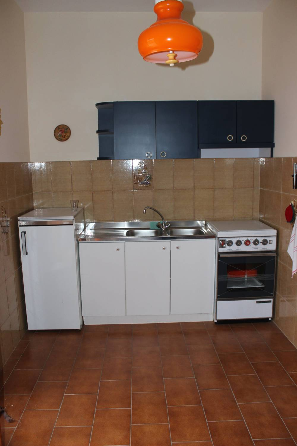 Cucina Abitabile casa in vendita a Rocca di Capri Leone