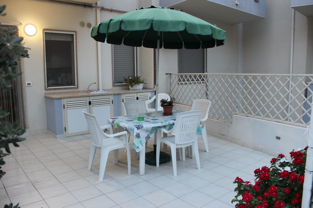Terrazzo casa Capo d'Orlando Foto 3