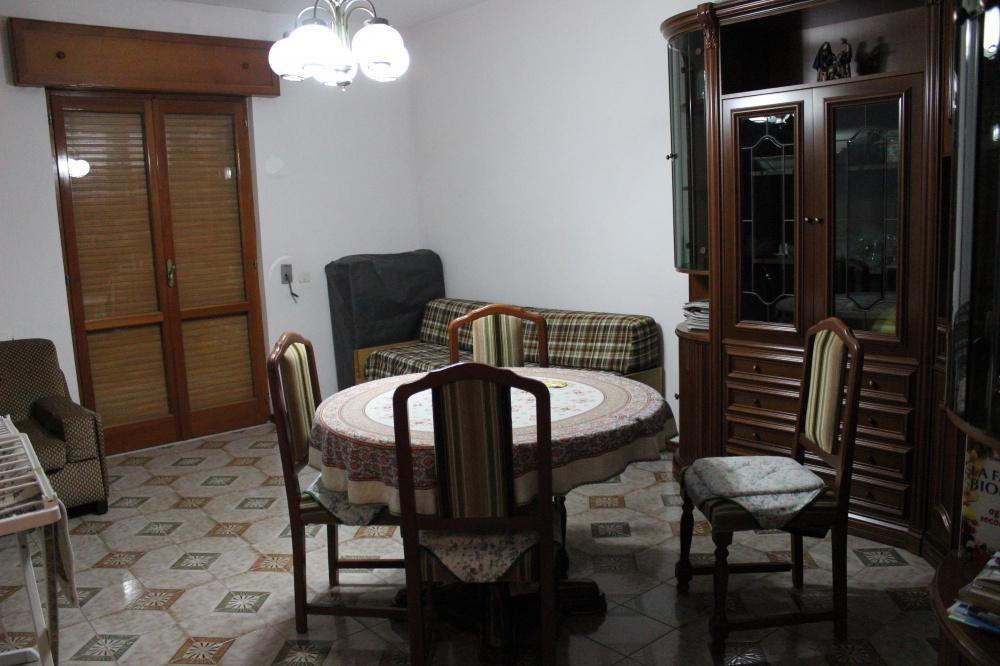 Soggiorno della casa in vendita di Rocca di Capri Leone