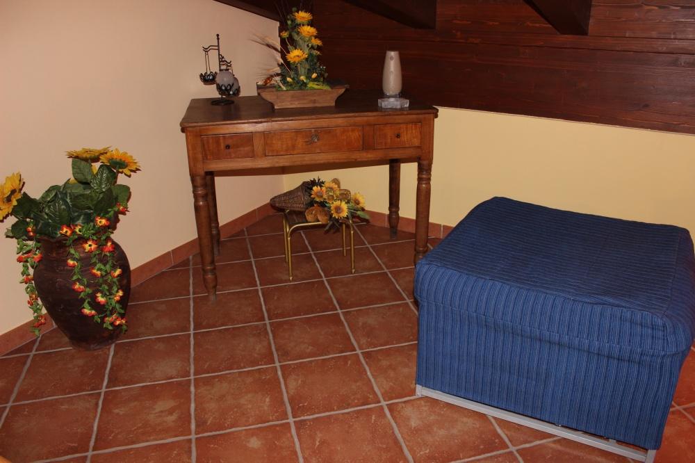 Il puffo come lettino aggiuntivo casa vacanza di Rocca di Capri Leone RC44