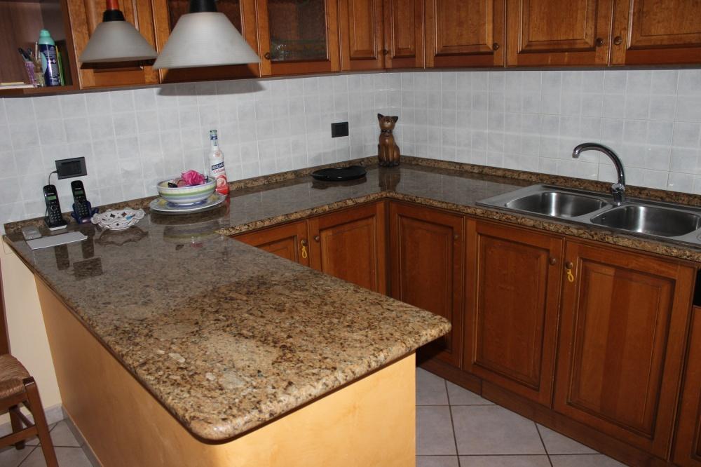 Foto 2 - Cucina dell'appartamento Rif. RC78VF a Rocca di Capri Leone