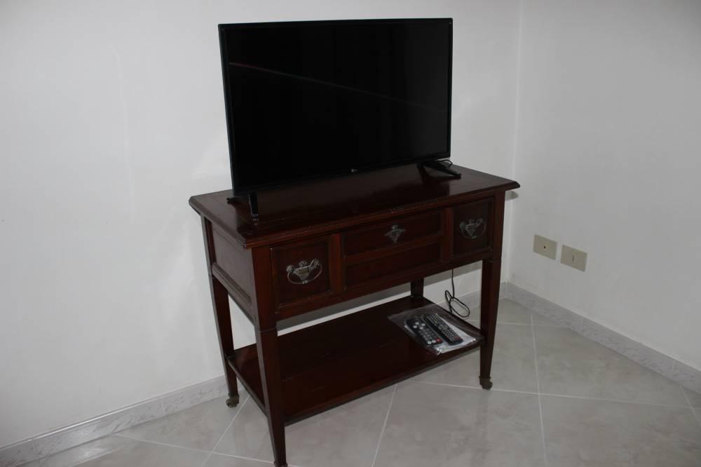TV in soggiorno