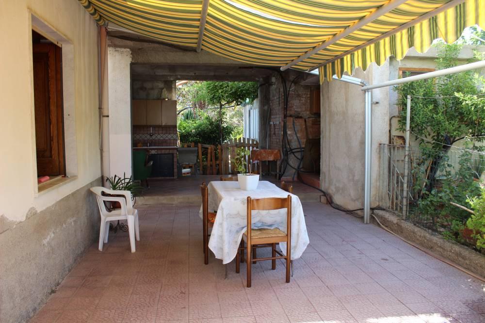 Secondo terrazzo attiguo alla zona cucina