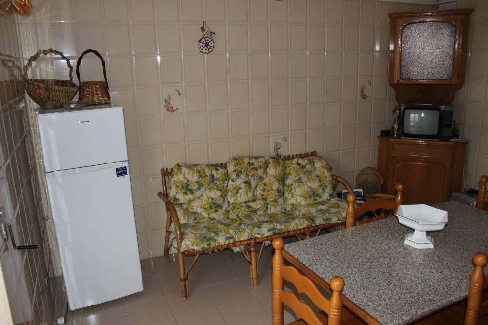 Foto n. 2 della cucina abitazione in vendita città di Rocca di Capri Leone - Sicilia