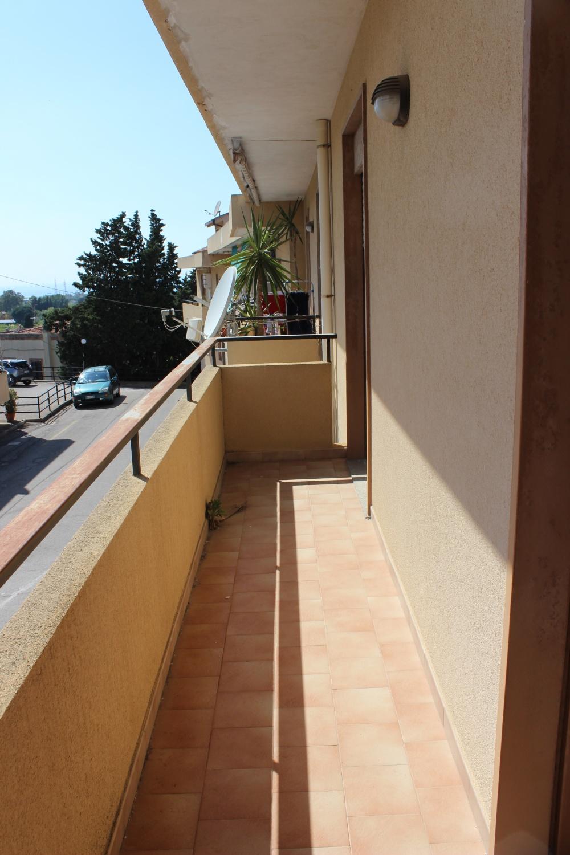 Balcone appartamento in vendita a Capo d'Orlando - Piscittina