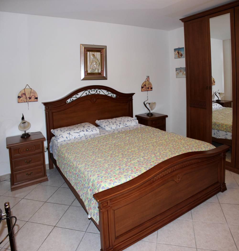 Camera da letto matrimoniale - Casa singola in vendita a Capo d'Orlando CD20VF