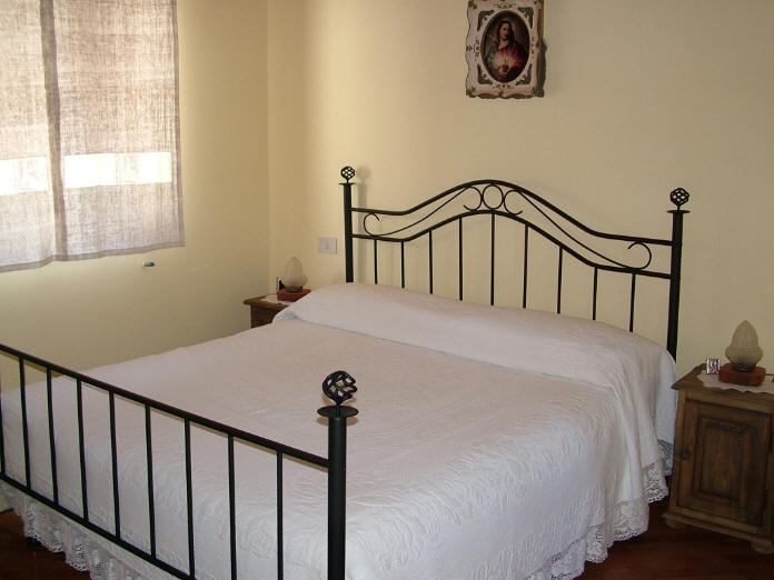 Camera da letto matrimoniale - casa vacanze in vendita a Capo d'Orlando CD11VF