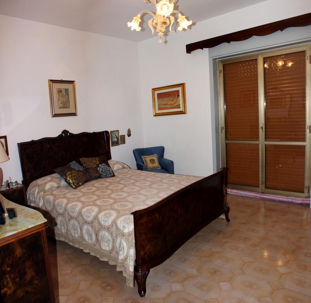 Camera da letto casa vendita Rocca di Capri Leone RC71VF