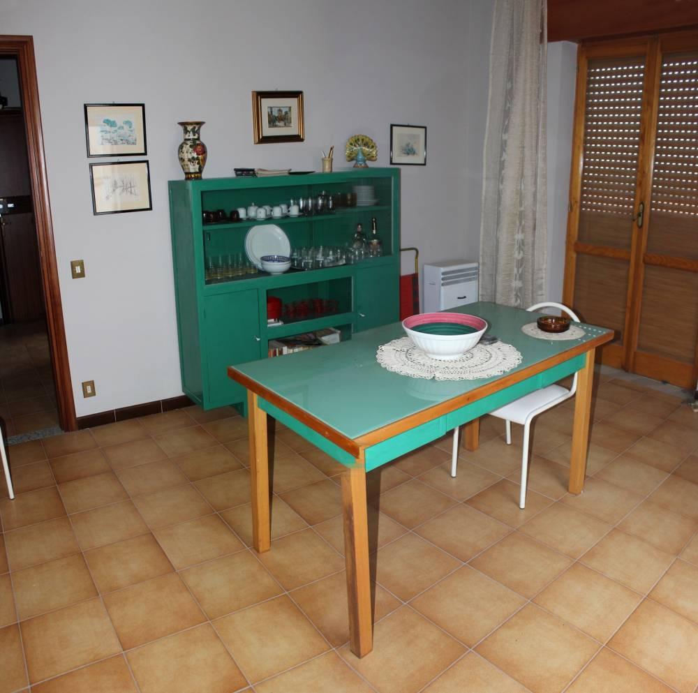 Soggiorno casa in vendita a Rocca di Capri Leone