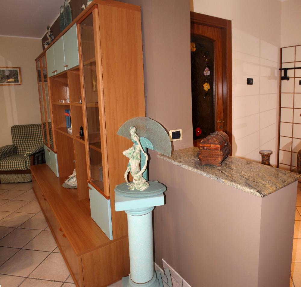 Foto 3 del soggiorno cucina - Casa Vacanza RC55 a Rocca di Capri Leone