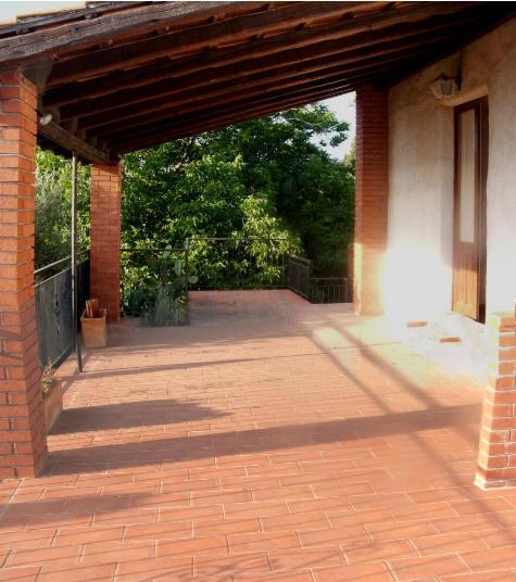 Foto 2 del terrazzo