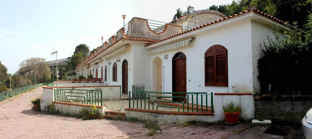 Parte del residence abitazione in vendita città di Marina di Caronia residence Torre del Lauro