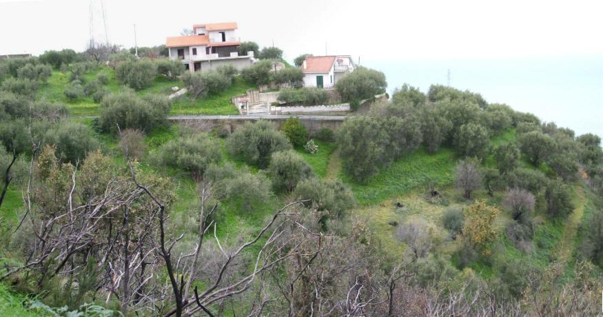 Vista del terreno di Capo d´Orlando - Scafa